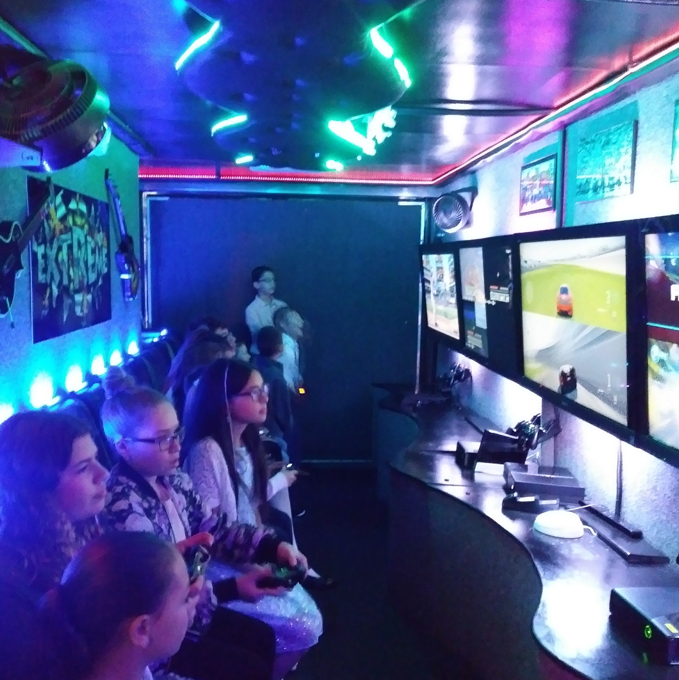 Our Amazing Long Island Video Game Truck Mobile Theater Brings The Best Party Right To Your Front Door