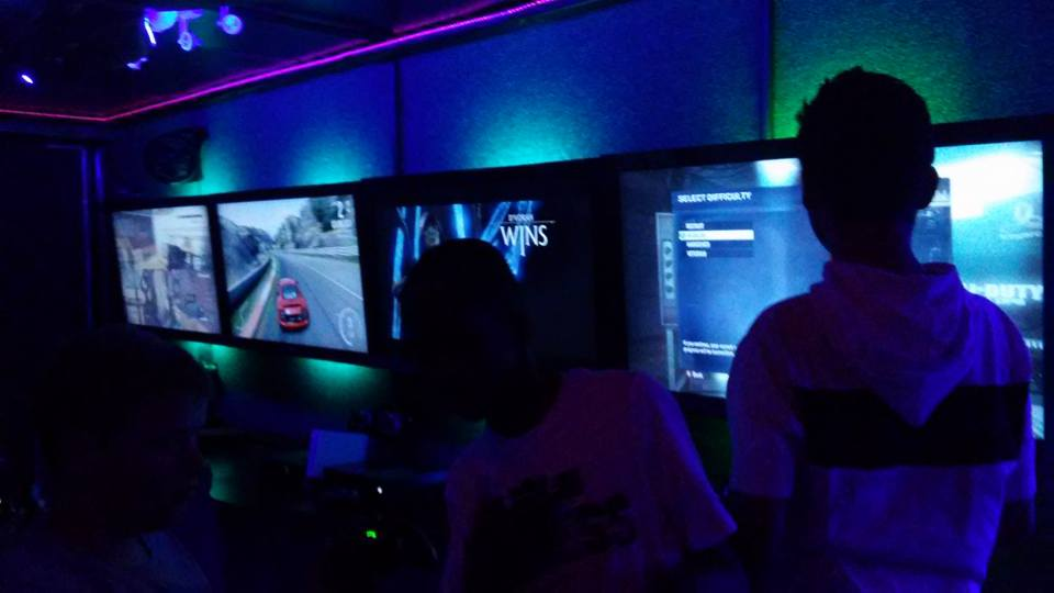 Long Island Video Game Truck Birthday Party