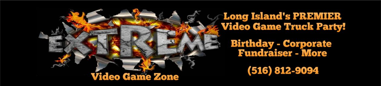 Extreme Video Game Zone – Long Island Game Truck – Birthday Parties, Fundraisers, School Events