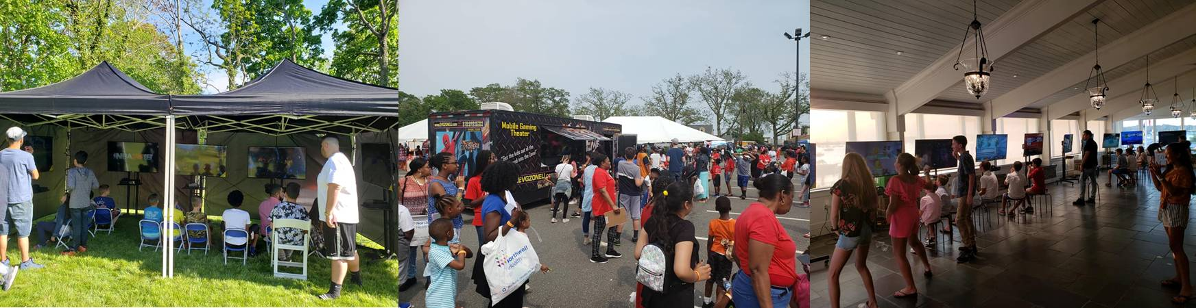 Large event, fair, festival, corporate entertainment in Long Island, New York